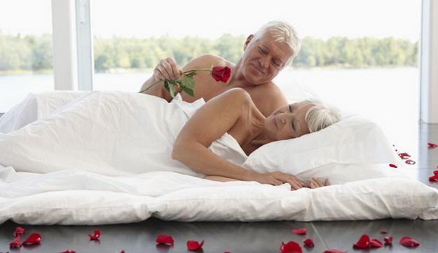 Szex és önkielégítés idős korban, a lenyugvó nap ereje